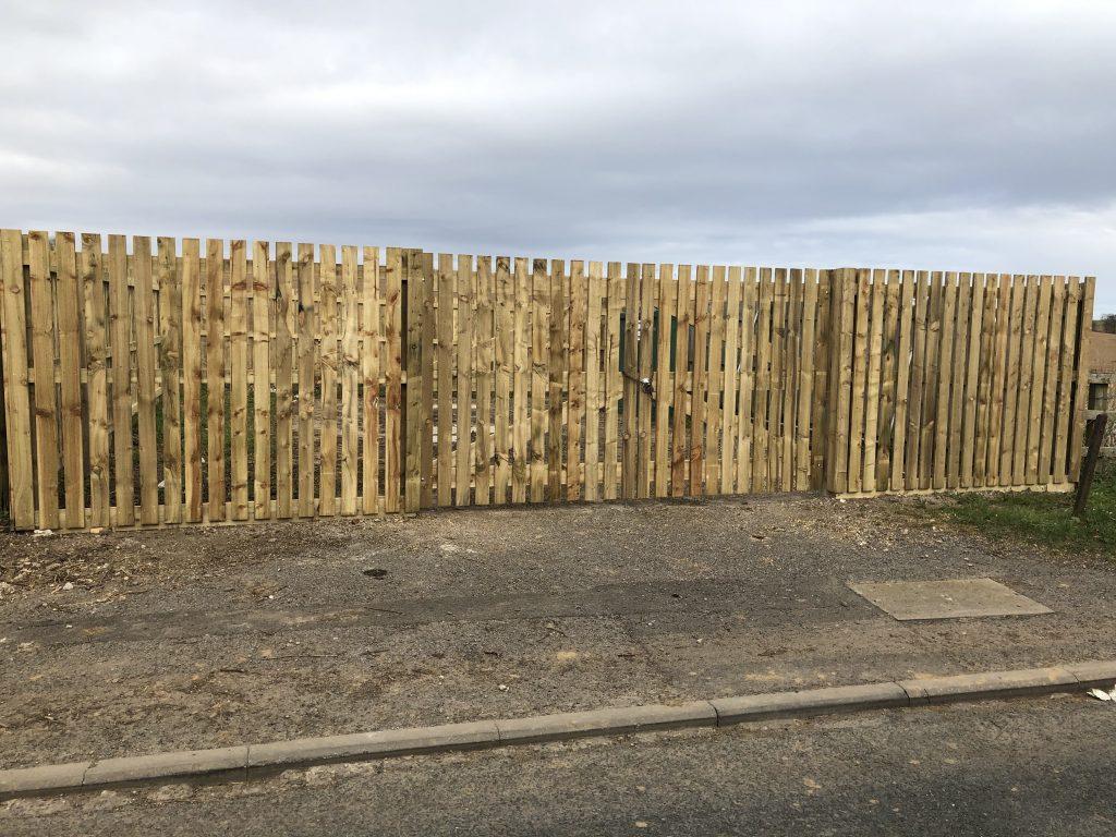 Wooden Gates 11