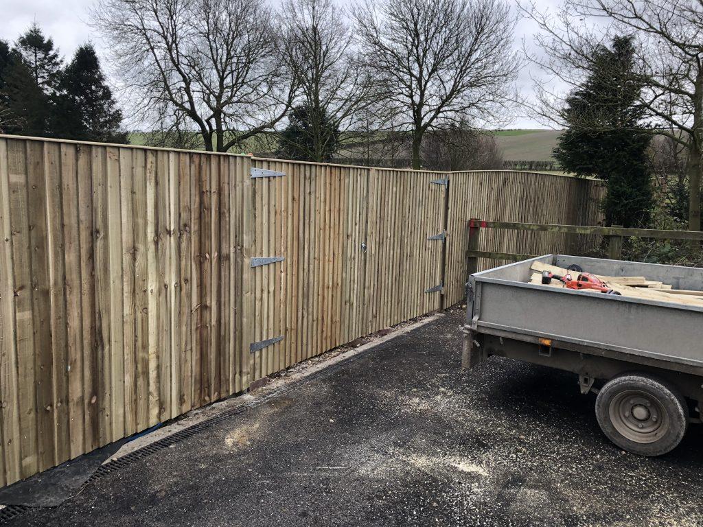 Wooden Gates 12