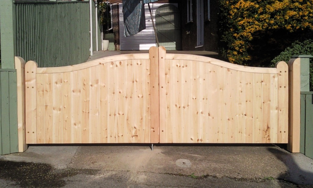 Wooden Gates 2